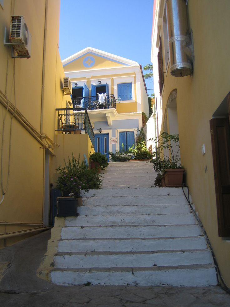 Symi- Yunanistan