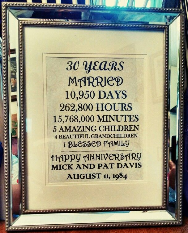 What Is The 30th Wedding Anniversary Gift: 1000+ Images About Genral Ideas On Pinterest