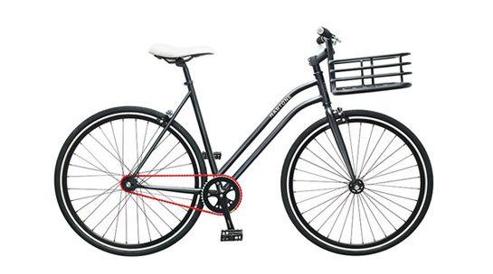 Un vélo http://www.vogue.fr/mode/shopping/diaporama/fashion-week-de-new-york-le-kit-de-survie/14989/image/814070#!martone-amp-co-kit-de-survie-fashion-new-york