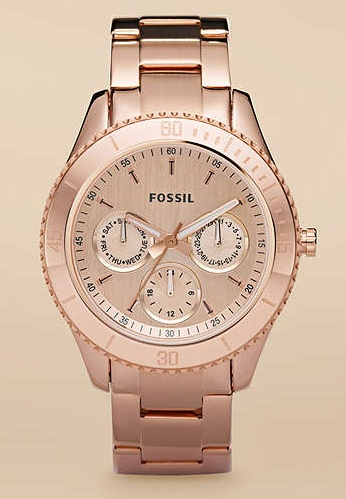 Women's Fossil watch--bought for my wife while in Atlanta Georgia (DCJ)  - Click pics for a better price <3
