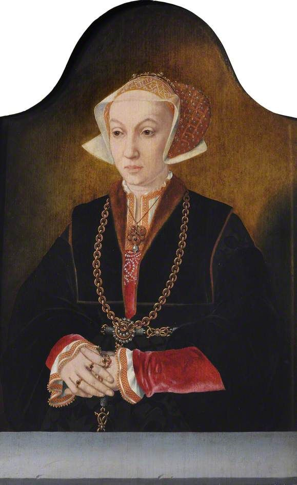 Anne of Cleves (1515–1557), Queen Consort to Henry VIII By Bartholomaeus Bruyn the elder c1539 Located at Trinity College, University of Cambridge