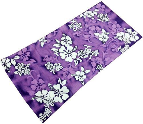 cheap beach towels purple hibiscus flowers reactive beach towel - Cheap Beach Towels