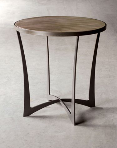 shop for charleston forge lotus end table and other living room end tables at shofers in baltimore md with striking simplicity our lotus round end table