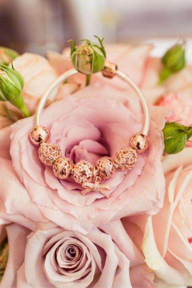 Pandora bracelet dillards - Indulge Your Sense Of Whimsy And Dress Up Pandoratexas Pandorarose Pandorabracelet
