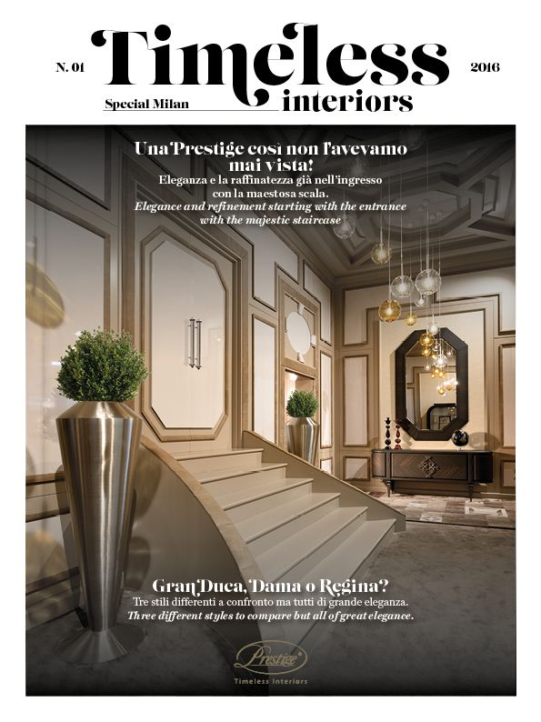 Timeless Interiors | cover