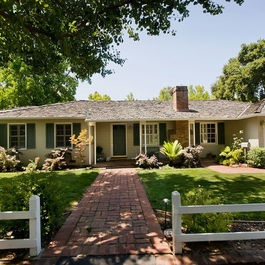 17 best images about ranch style homes on pinterest for Curb appeal ideas for ranch style homes