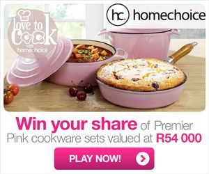 #HomeChoice and #LeCruset #competition - Webwin.co.za