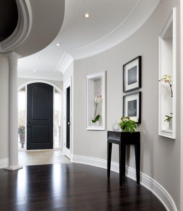 Les 73 meilleures images à propos de Hall sur Pinterest Couleurs - couleur des portes interieur