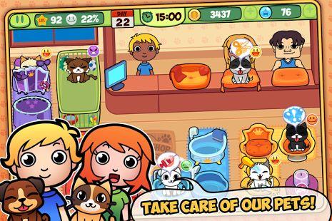 Liked on YouTube: Мультики Для Детеи СПА САЛОН ДЛЯ ЖИВОТНЫХ! Детские Игры Для Девочек И Мальчиков My Virtual Pet Shop
