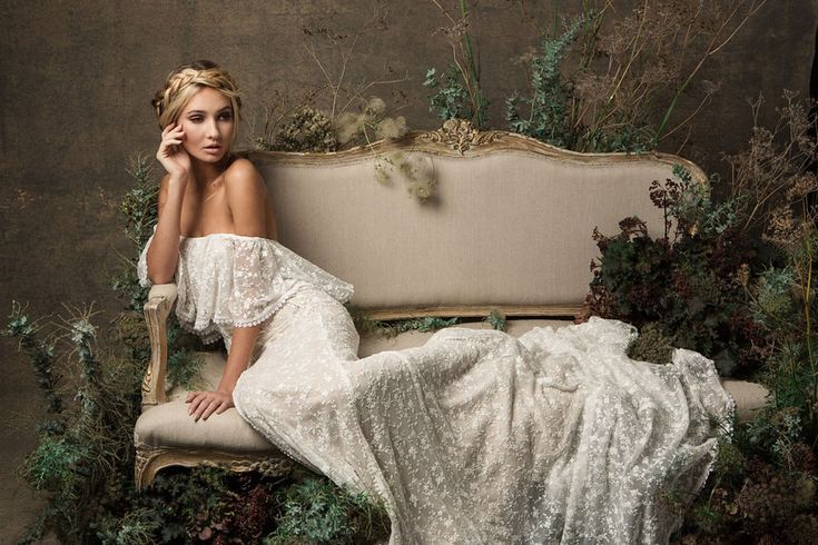 The new Wedding Cloud Nine Lov Collection by Dreamers & Lovers: Boho Wedding Dresses!