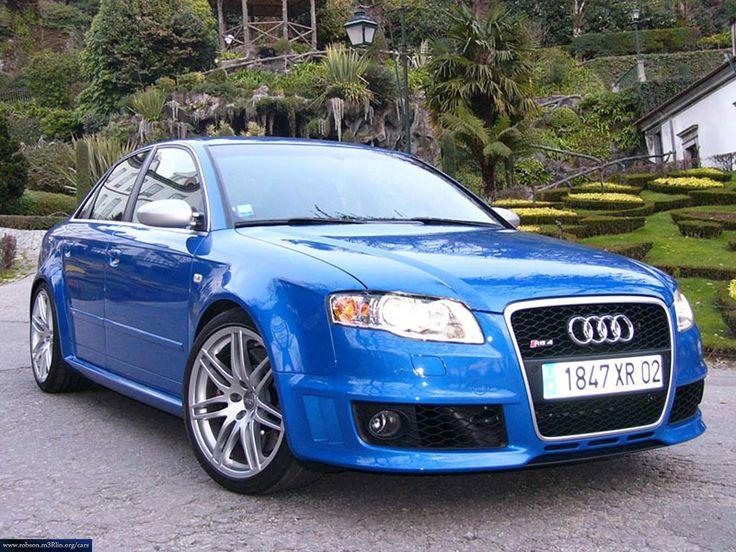 2007 Audi RS 4 Quattro - http://www.9topgears.net/2007-audi-rs-4-quattro/