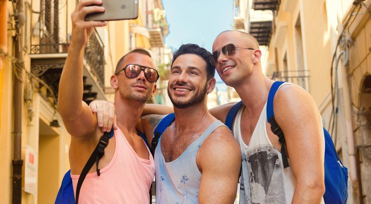 European gay cruise by La Demence on board of Explorer