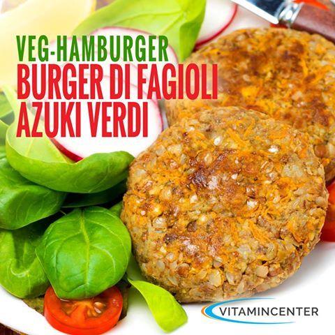 Piacere Azuki: secondi solo dopo la soia, gli azuki sono il legume più utilizzato in Cina e in Giappone. Noi ve li proponiamo in una ricetta buona e leggera, con poche calorie e molte proteine. #azuki #hamburger #vegetariano #vegano #ricette #legumi #fitness #bodybuilding #cheatmeal