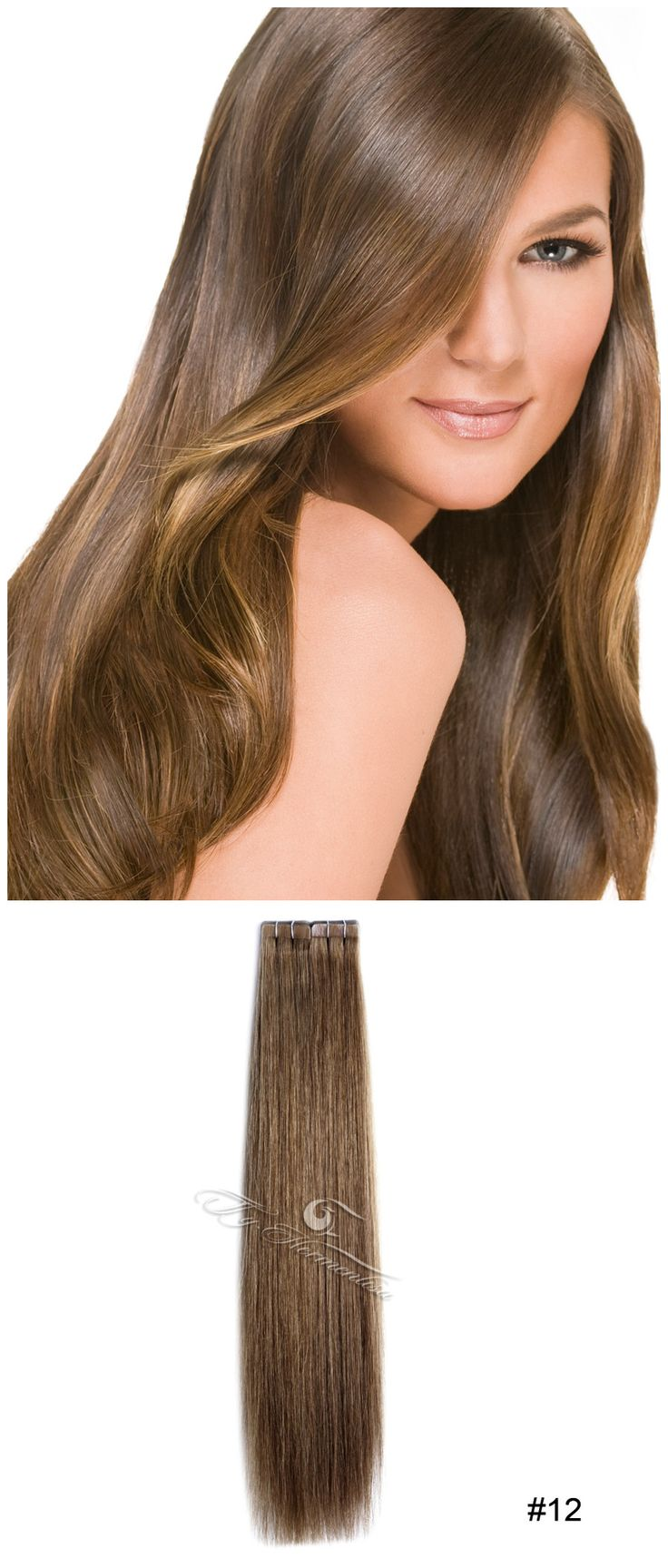 25 unique glue in hair extensions ideas on pinterest diy hair 100 natural human hair extensions golden brown12 pmusecretfo Images