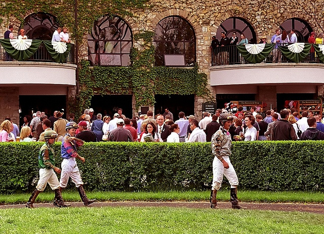 Lexington Kentucky - Keeneland Race Track