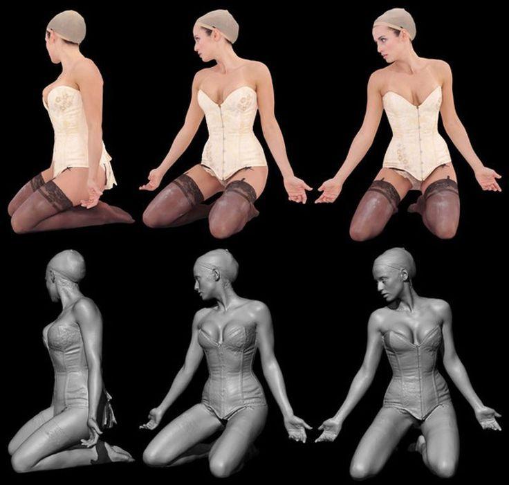 3D scanning session7