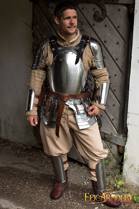 A mercenary armor is perfect for those who want an excellent light armor.