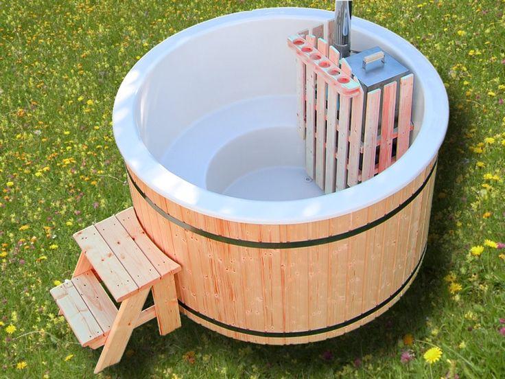 12 best Hotpot, Badebottich, Badefass, Tünni, Badetonne, Hottub - whirlpool im garten charme badetonne