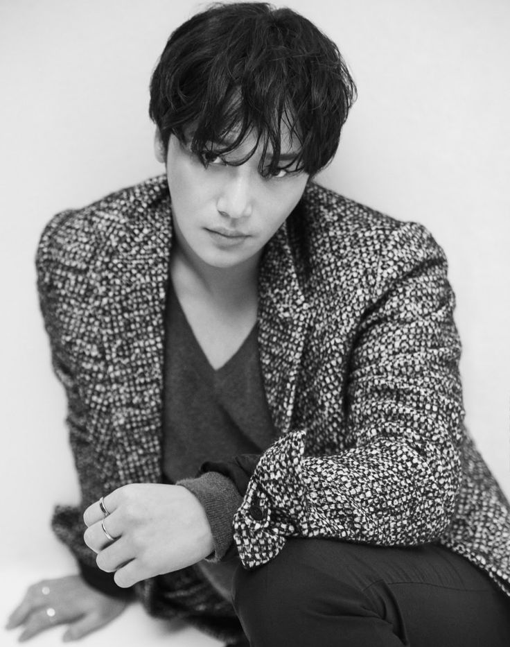 Byun Yo Han - L'Officiel Hommes (Japan) Magazine October Issue '16