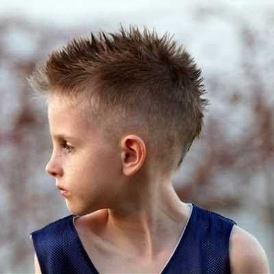 gaya rambut mohawk untuk anak-anak