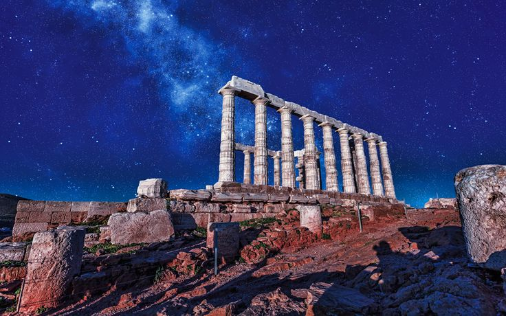 Landmarks: Sounion & Piraeus - Greece Is