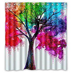 Best Tree Shower Curtains Ideas On Pinterest Pretty Shower