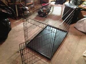 large dog crate for sale woodworking projects plans. Black Bedroom Furniture Sets. Home Design Ideas