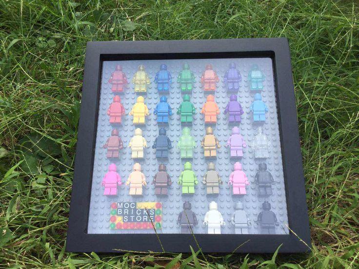 Frete grátis by express dhl personalizado quadro de exibição para bonecas mini caso caixa de exibição de armazenamento filme figuras crianças brinquedos collectiable em Blocos de Brinquedos Hobbies & no AliExpress.com | Alibaba Group