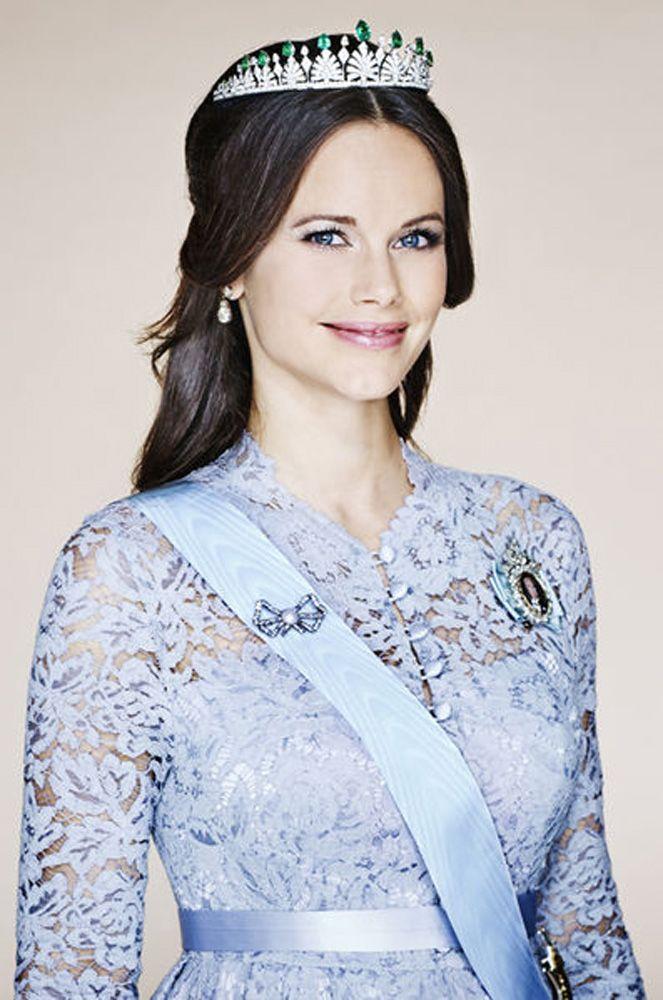 Nouveau portrait de la princesse Sofia de Suede