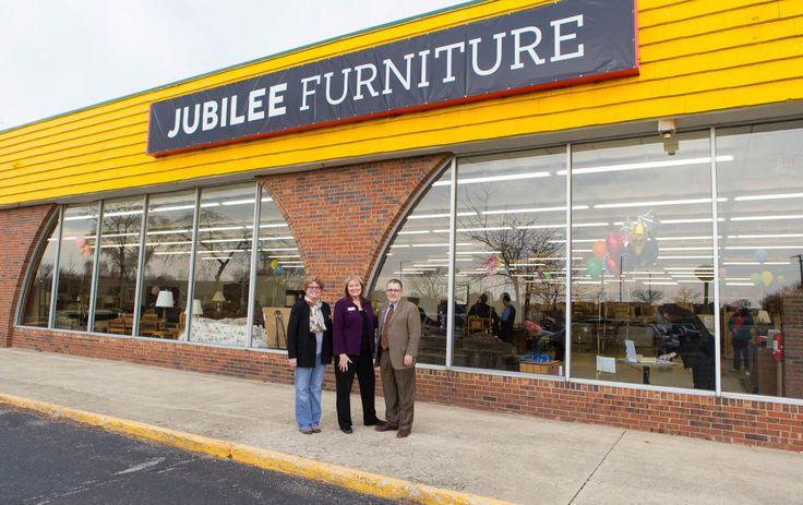 Resale furniture shop