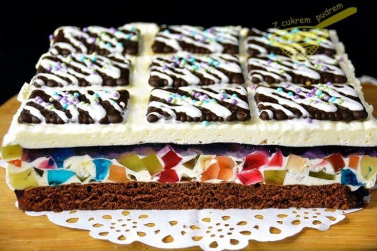 """ciasto """"Bajka"""""""