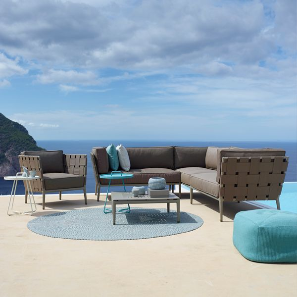 on-the-move table, small, turquoise - outdoor furniture - outdoor, Wohnzimmer dekoo