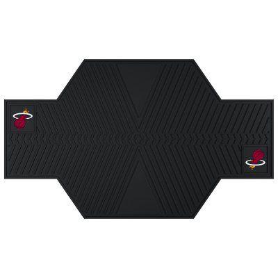 Fan Mats NBA Basketball Motorcycle Garage Floor Mat - 15383