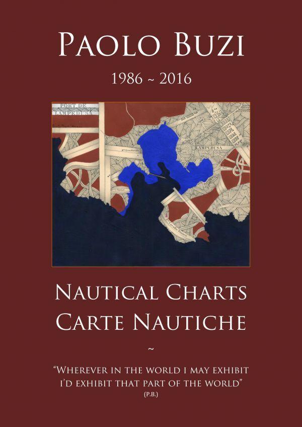 Paolo Buzi: 30 years of Nautical Charts - #lampedusa