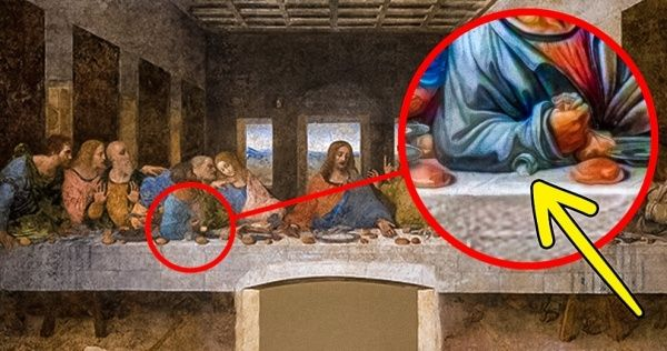 5 Secretos De Las Famosas Pinturas De Leonardo Da Vinci Leonardo Da Vinci Fotos De Fantasmas Reales Trucos De Pintura
