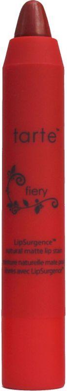 Tarte LipSurgence Matte Lip Tint Fiery Ulta.com - Cosmetics, Fragrance, Salon and Beauty Gifts