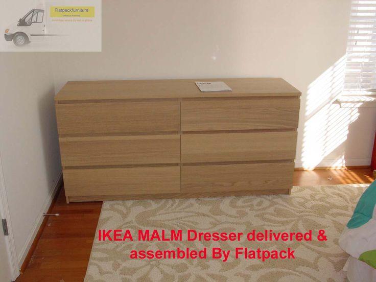 IKEA MALM 6 Drawer Dresser Best IKEA Assembly In Washington, DC U2013 Yelp The