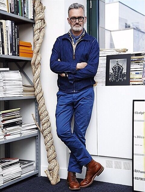 Frank Muytjens | Style | Mens fashion 2018, Mens fashion ...