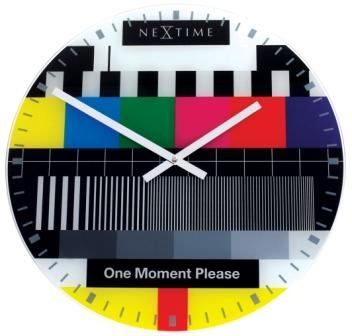 Nextime - TEST PAGE WALL CLOCK