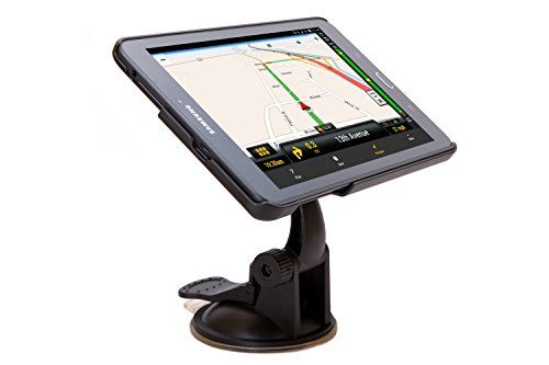 ONE20 8-inch Professional Truck Driver GPS Samsung Tablet | Truck-Safe Navigation | Map Software Designed Specifically For Commercial…