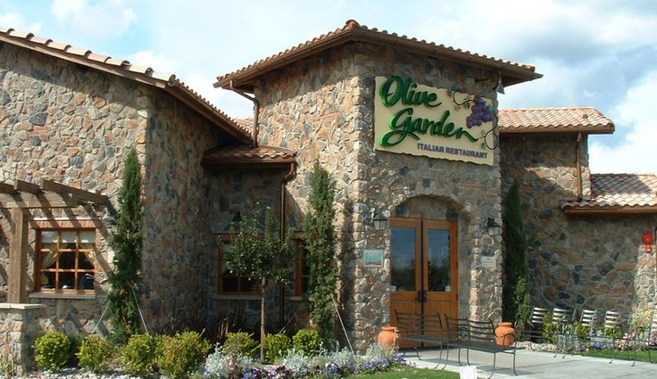 Marvelous Olive Garden Italian Restaurant In Seattle Southside I Want To