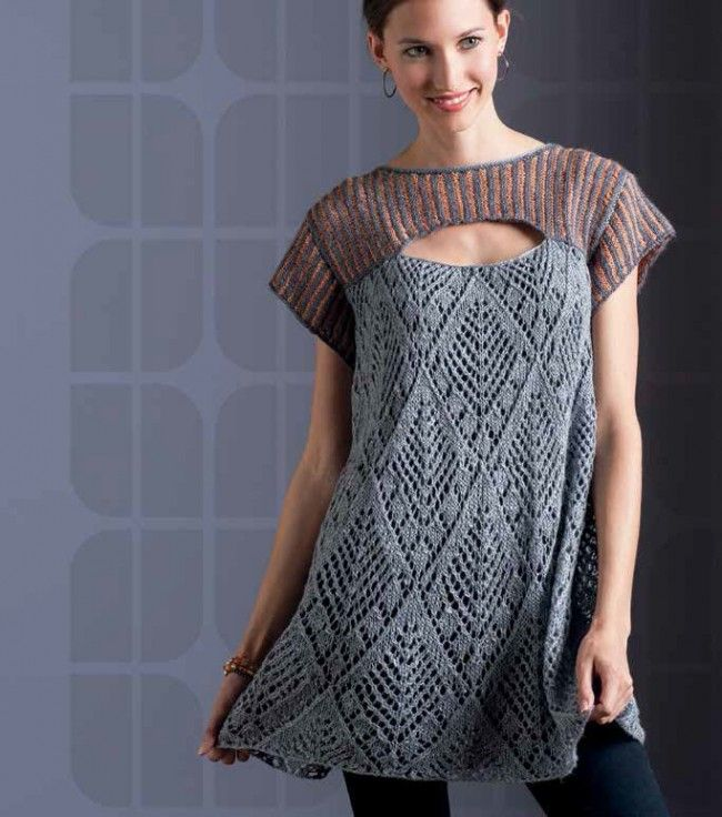 Tuscany Lace Knitting Pattern - Patterns - Knitting