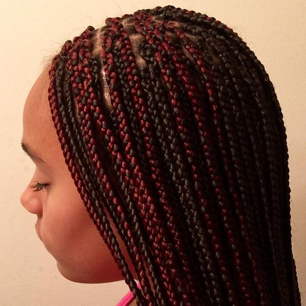 72 best Micro Braids images on Pinterest | Braid hair