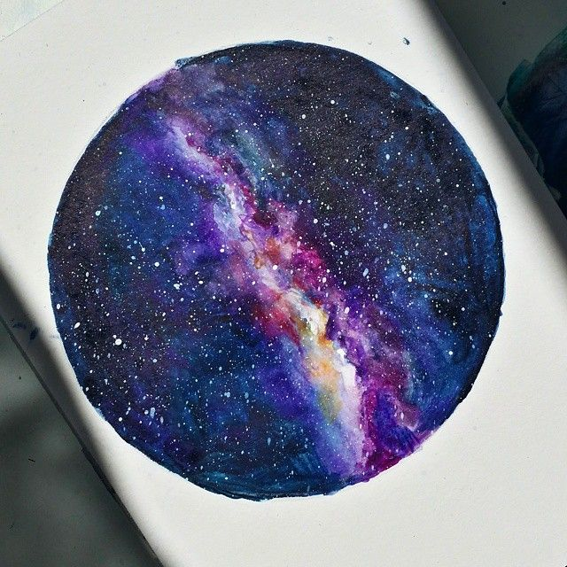 Milky Way by Undurchsichtig on DeviantArt