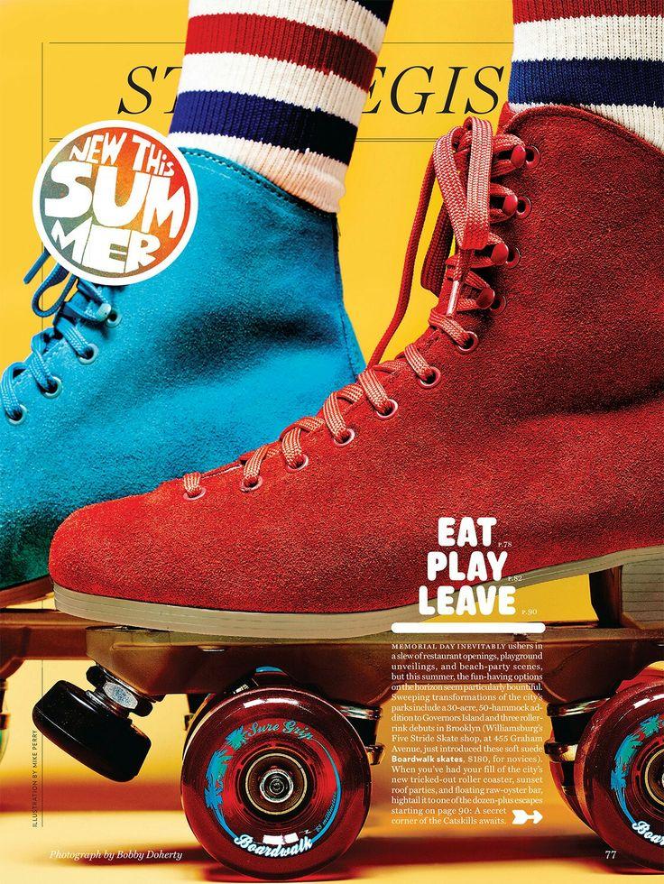 VIDA Statement Bag - Skate and Bounce by VIDA EtLON
