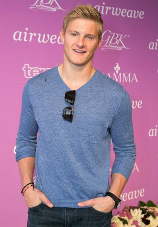 Would alexander ludwig be my celebrity crush