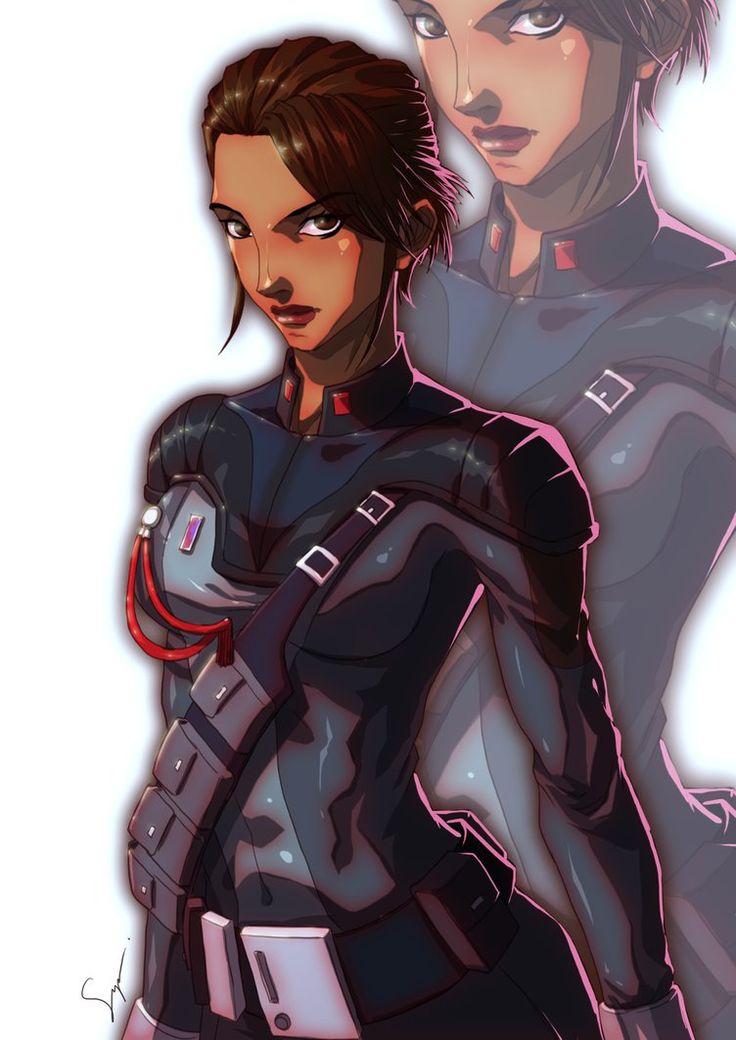 Imperial Agent by MandoGirl22 on DeviantArt