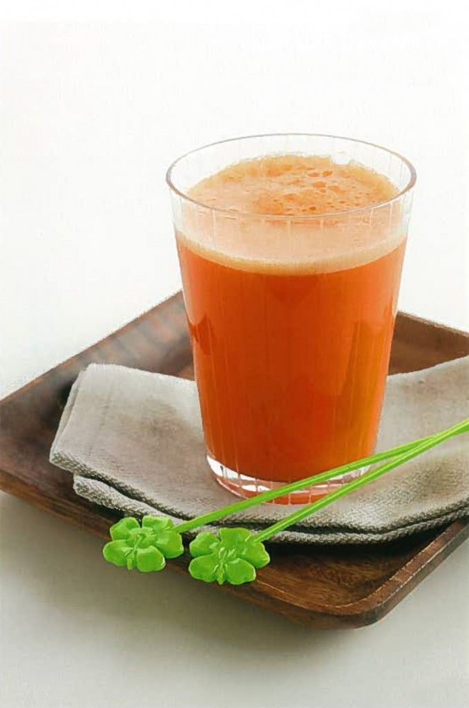 Néctar de Cenoura