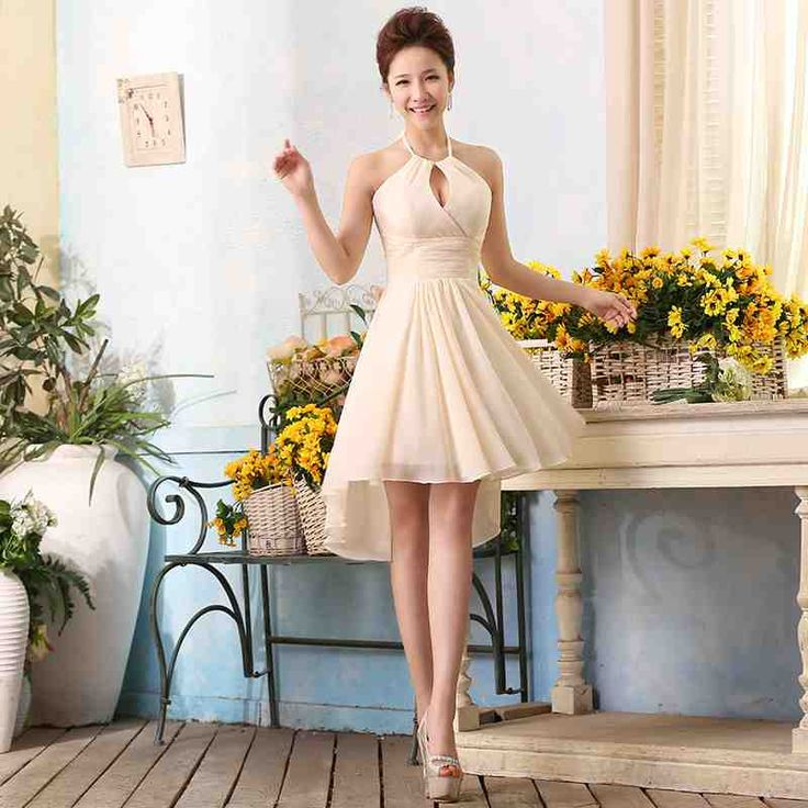 Stunning Short Colored Wedding Dresses Wedding and Bridal Inspiration