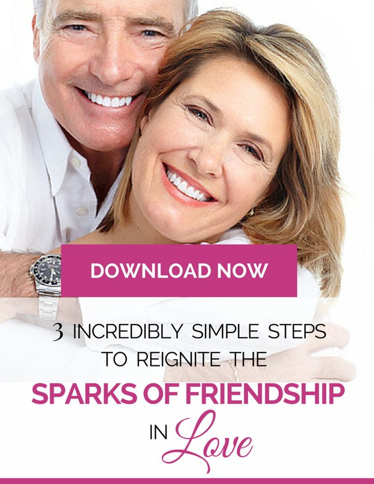 3 Incredibly Simple Steps To Reignite The Sparks of Friendship In Your Relationship, Quickly & Easy ... And To Feel Deeply Connected & In Love.  https://mpalead.leadpages.co/online-relationship-advice-3/